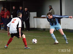 Horner in action at Pagham