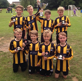 East Grinstead Town Under 11's Team